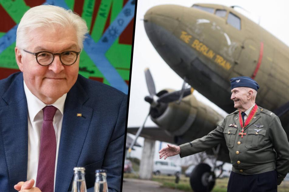 """70 Jahre nach Hilfsaktion: Warum fliegen bald wieder """"Rosinenbomber"""" über Berlin?"""