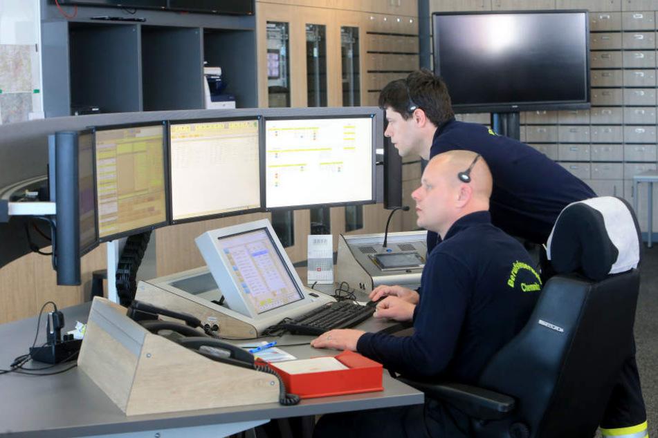 Knapp 4000 Notrufe für den Raum Zwickau konnten 2017 nicht sofort angenommen werden.