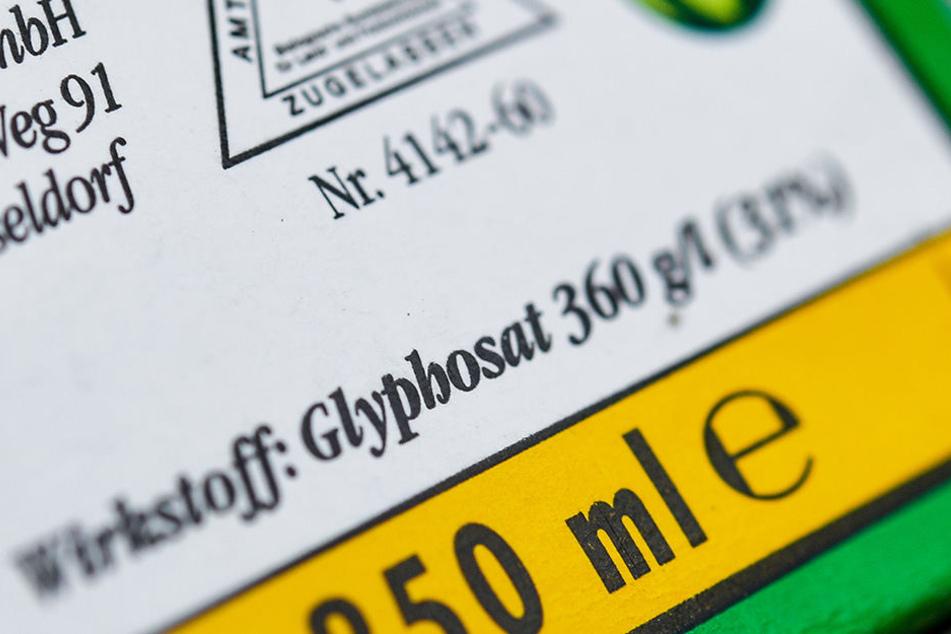 Der Wirkstoff Glyphosat ist nicht nur auf Obst und Gemüse zu finden, sondern auch in Hygieneartikeln.