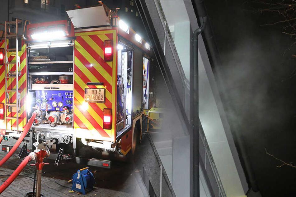 Küche brennt, aber Rettungswege für Feuerwehr fehlen