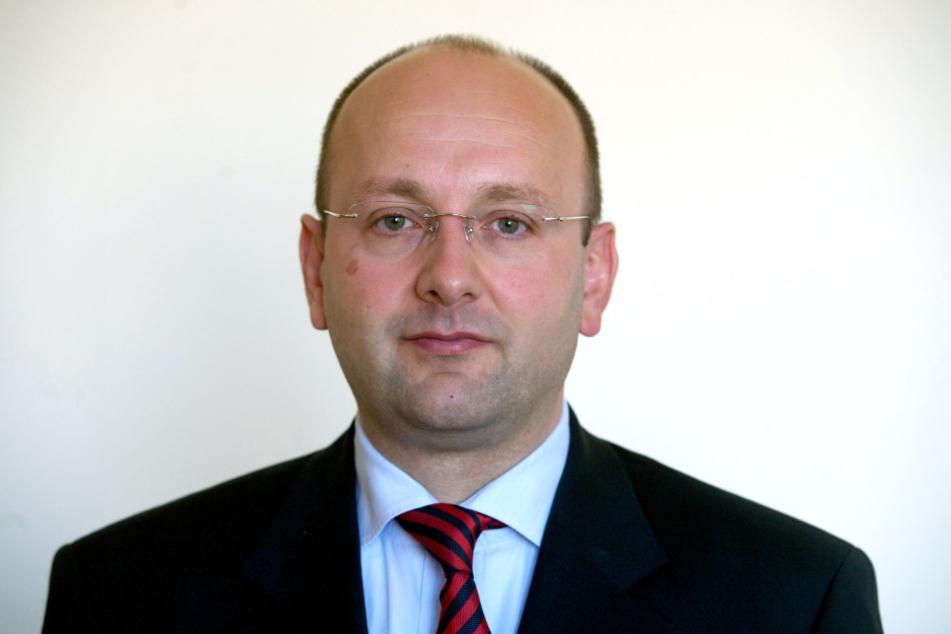 Unister-Insolvensverwalter Lucas Flöther.