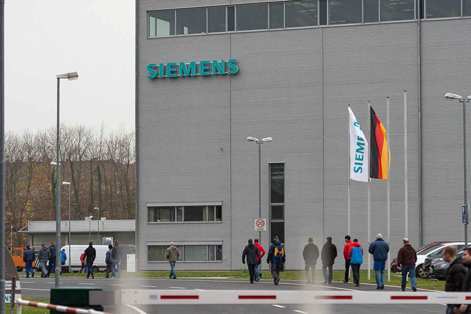 Der Siemens-Standort Görlitz ist gerettet und wird möglicherweise sogar aufgewertet. (Archivbild)