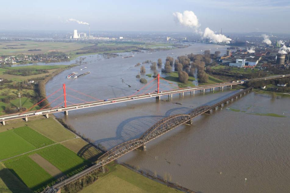 Um 352 Bahnbrücken in NRW ists es nicht gut bestellt.