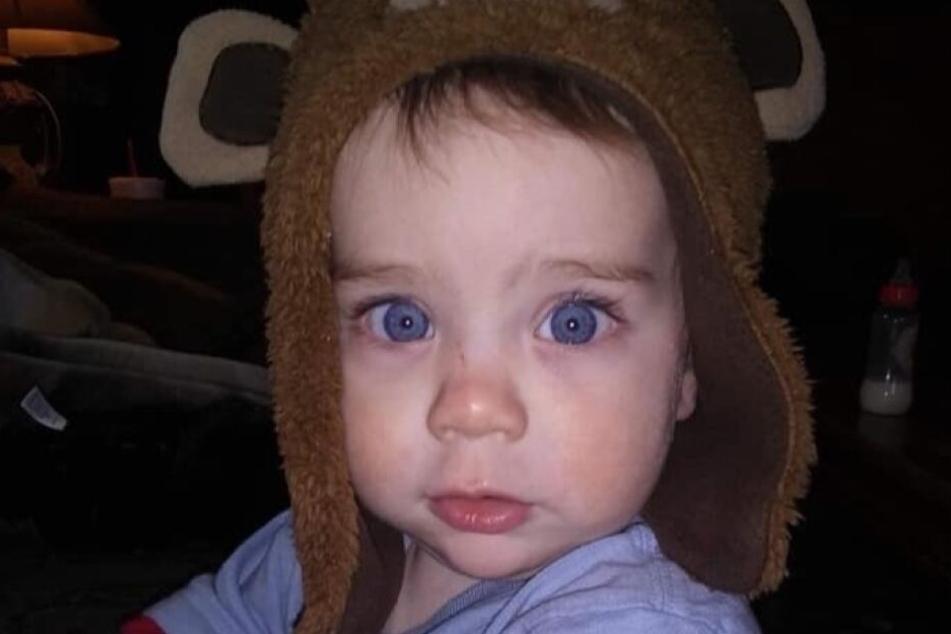 Loki Sharp wurde keine zwei Jahre alt.