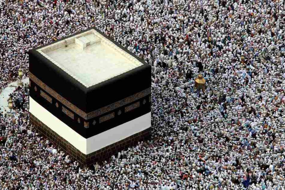 In Mekka wäre es fast zu einer Katastrophe gekommen.