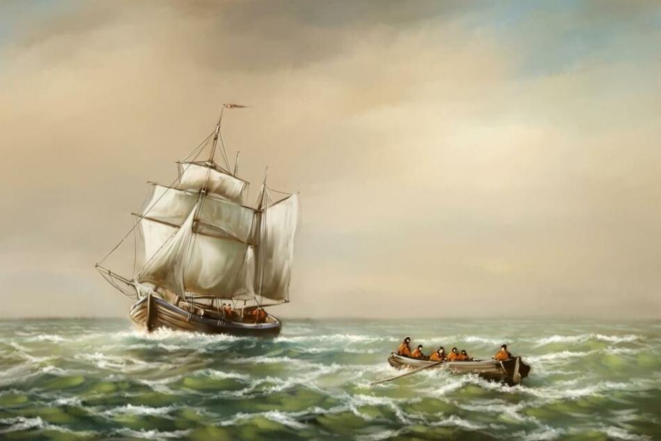 Ohne eine hochpräzise Zeitmessung als Hilfe für die Navigation war das Reisen zur See früher noch sehr gefährlich. Seefahrt war deshalb immer ein wichtiger Triebmotor für Uhrenentwicklung.