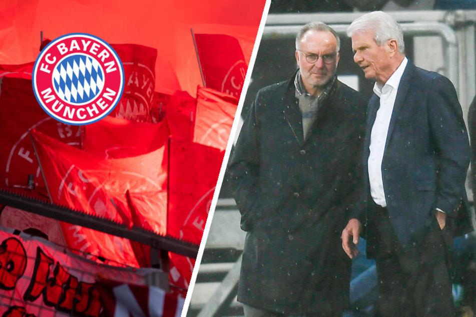 Hass-Plakate der Bayern-Fans: Rummenigge kündigt harte Konsequenzen an!