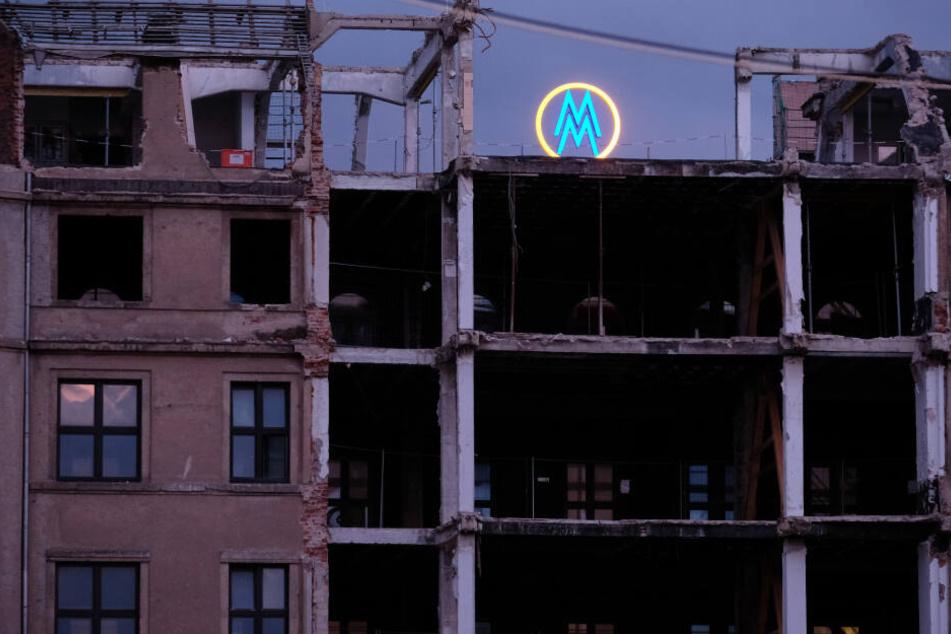 """Konkurrent stoppt Sanierung des Leipziger """"Astoria""""-Hotels"""