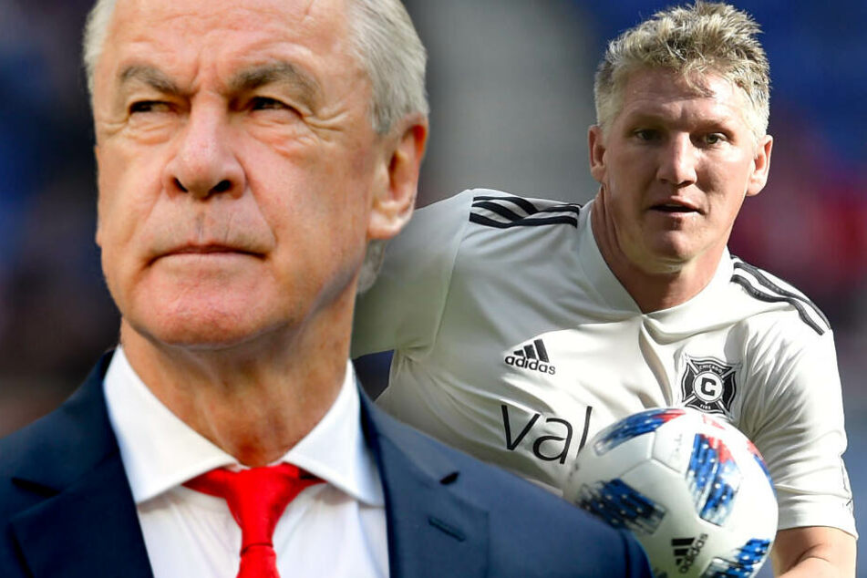 Bastian Schweinsteiger bald als Trainer? Ottmar Hitzfeld blickt in Zukunft