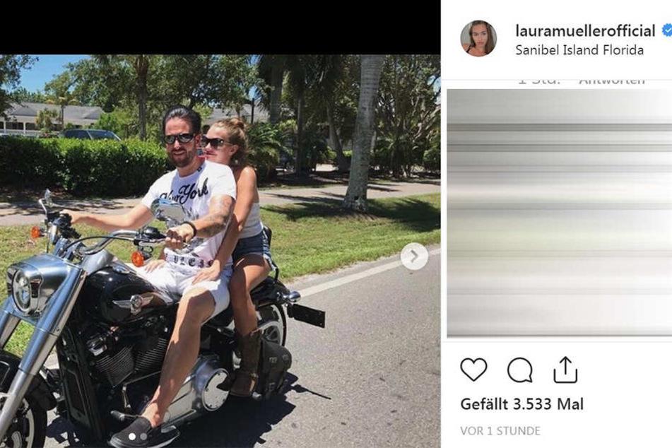 Mit diesem Posting eckt Laura (18) mächtig an.