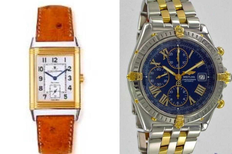 Wem wurden diese Uhren angeboten? Wem sind sie bekannt?