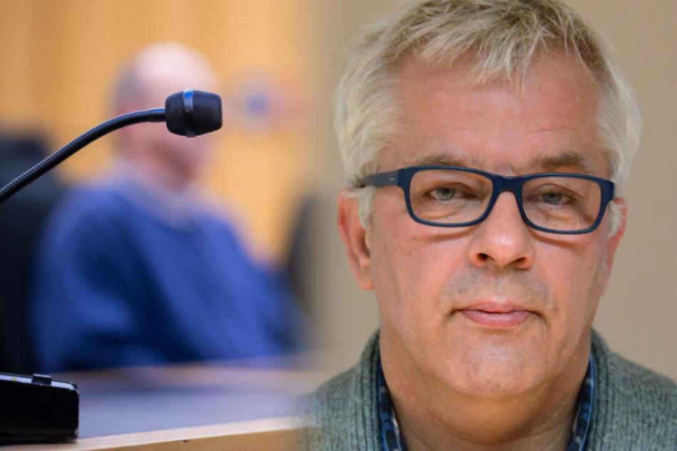 Bereits mehrfach wurde Andreas Goerke und seine Familie bedroht (Fotomontage).
