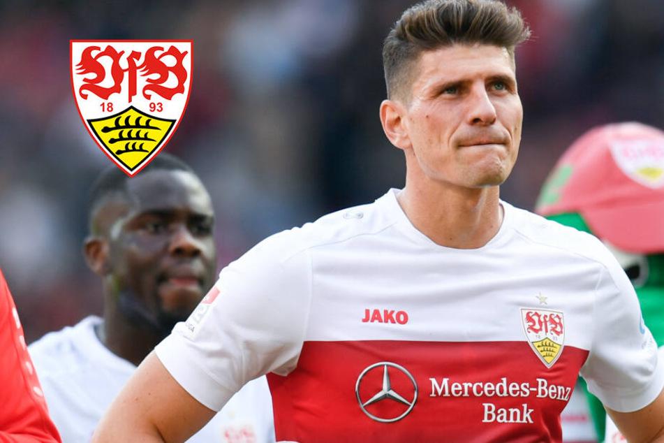 """VfB-Star Mario Gomez nach Fan-Unmut mit gemischten Gefühlen: """"Jeder darf sagen, was er will"""""""