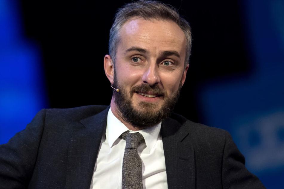 Der deutsche Satiriker Jan Böhmermann (38) wurde angezeigt.