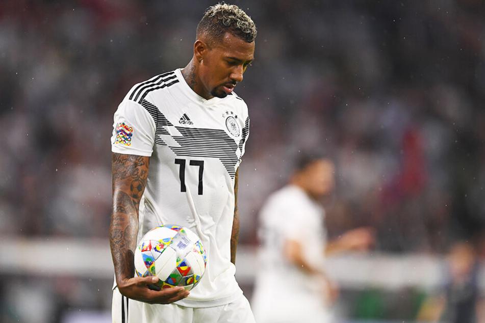 Auch für den gebürtigen Berliner Jérôme Boateng, der neuneinhalb Jahre das DFB-Team mit prägte, ist seine DFB-Karriere nach 76 Länderspielen vorbei.