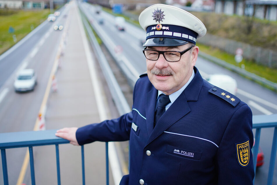 Dieter Schäfer kämpft gegen Alkohol am Steuer.