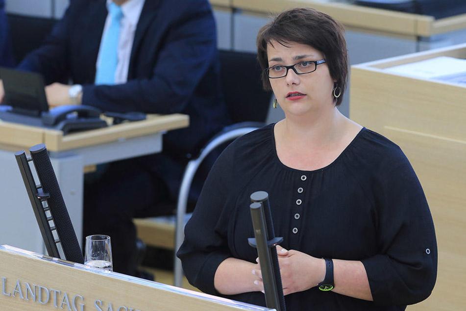 Die Landtagsabgeordnete Henriette Quade findet den Umgang der Behörden mit dem Hinweisgeber skandalös. (Symbolbild)