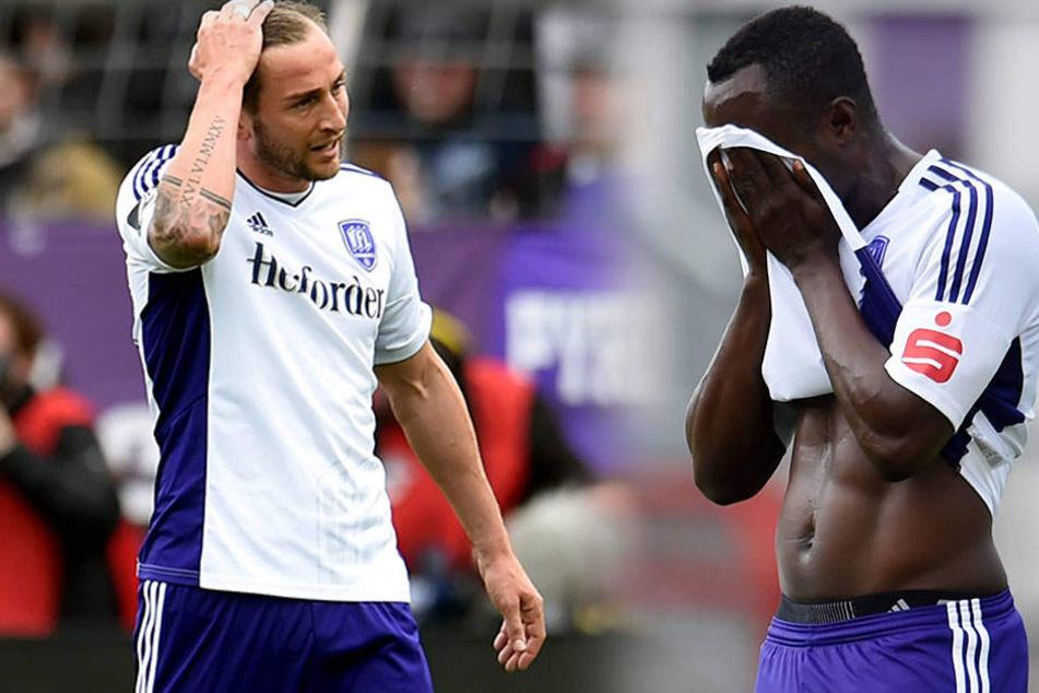 Marc Heider und Addy Waku Menga haben eine gemeinsame Vergangenheit bei Werder Bremen.