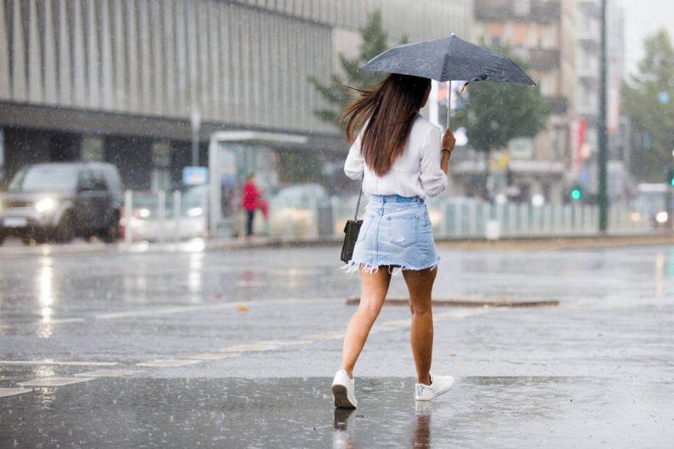 """Im Sommer 2019 fällt laut dem Hundertjährigen Kalender """"ziemlich viel Regen""""."""