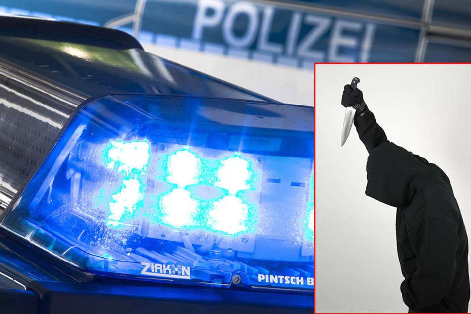 Der Verdächtige ist weiter flüchtig. Die Polizei hofft auf Hinweise aus der Bevölkerung. (Symbolbild)