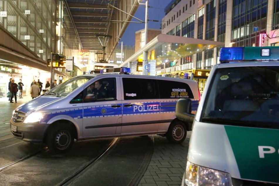 Aufgrund der vielen Zwischenfälle an der Zenti wurde die Polizeipräsenz bereits erhöht (Archivfoto).