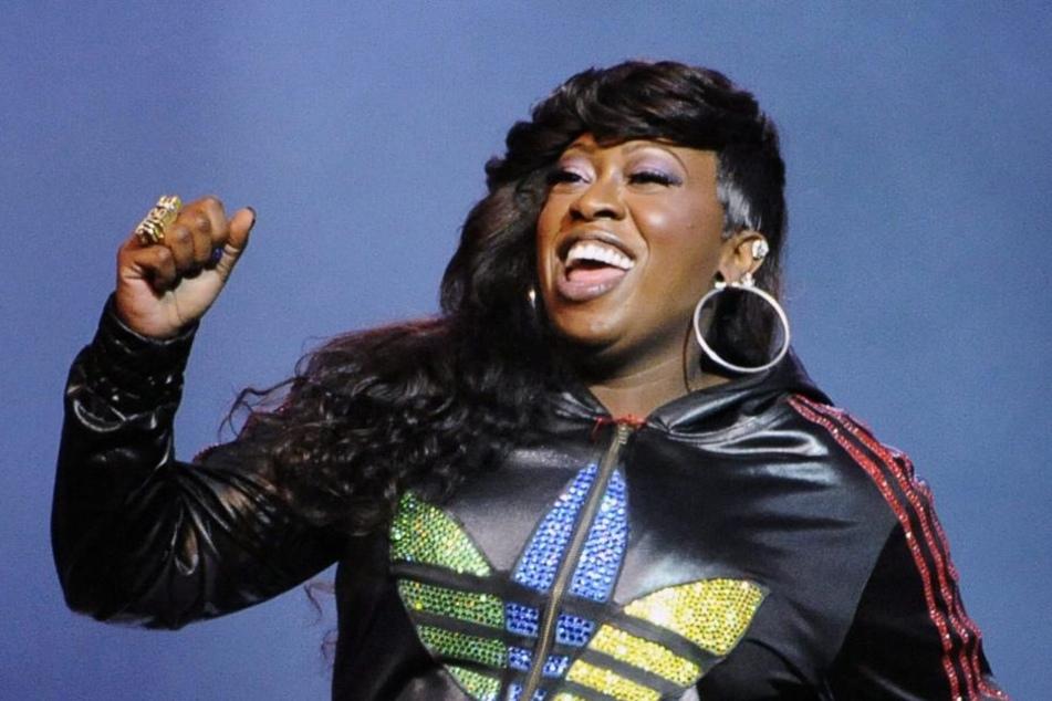 Früher war Missy Elliott deutlich fülliger. Die Aufnahme zeigt die Rapperin im Jahr 2010.