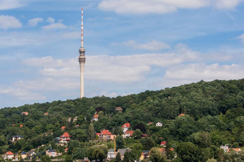 ... Ein Thema war die Zukunft des Dresdner Fernsehturms.
