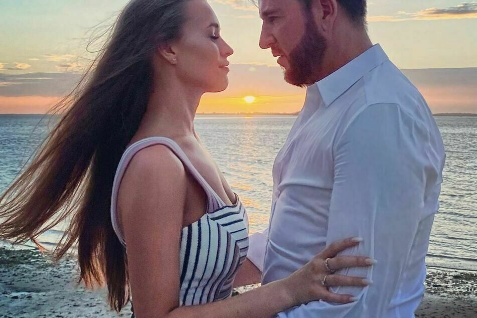 Weil seine Laura (20) keine Lust mehr auf Deutschland hatte, brachte Michael Wendler (48) sie höchstpersönlich zurück nach Florida.