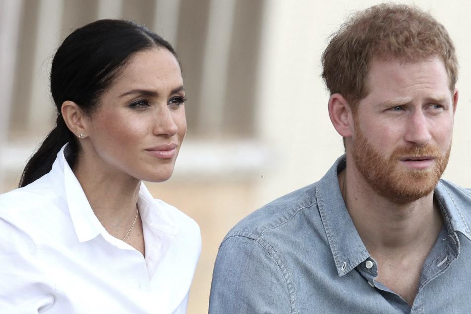 Baby-Schock für Meghan und Prinz Harry: Die Herzogin erlitt Fehlgeburt!