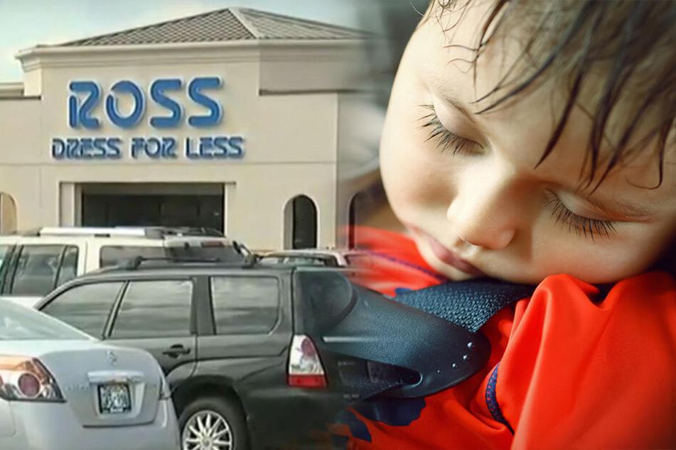 Mutter lässt Kind (2) bei 46 Grad in Auto zurück und geht shoppen: Dann kommt ein Junge (12) vorbei