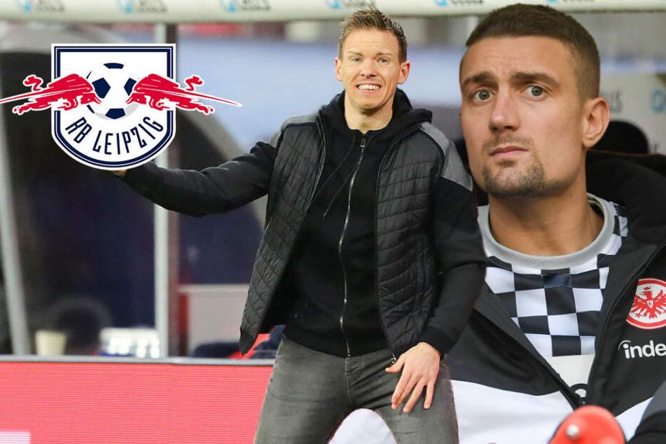 """RB Leipzig: Ilsanker als Spion für Pokalgegner Frankfurt? """"Darf gern was erzählen!"""""""