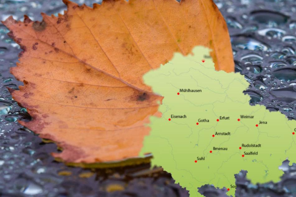 Ein Mix aus Herbst und Winter kommt auf Thüringen zu. Es wird überwiegend regnerisch, die Sonne lässt sich nur selten blicken.