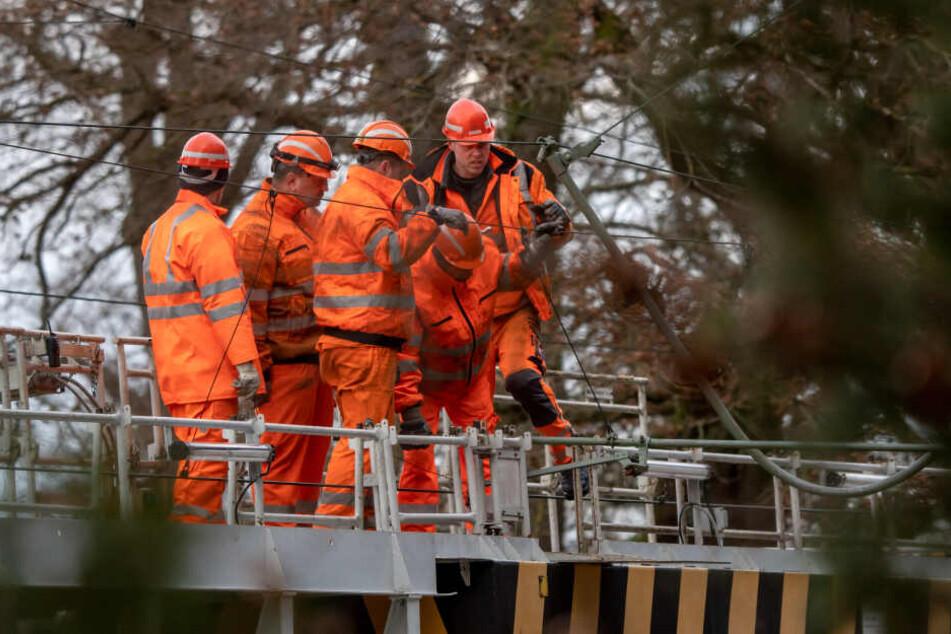 München: Münchner S-Bahn fällt aus! Sturm legt Pendlerverkehr lahm