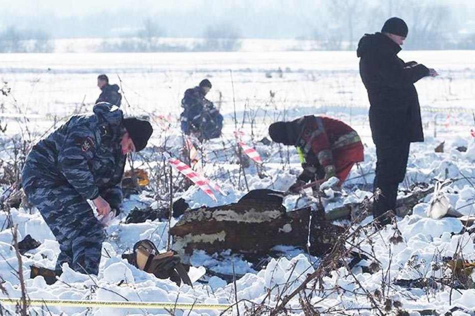 71 Tote bei Flugzeugabsturz: Ursache geklärt?