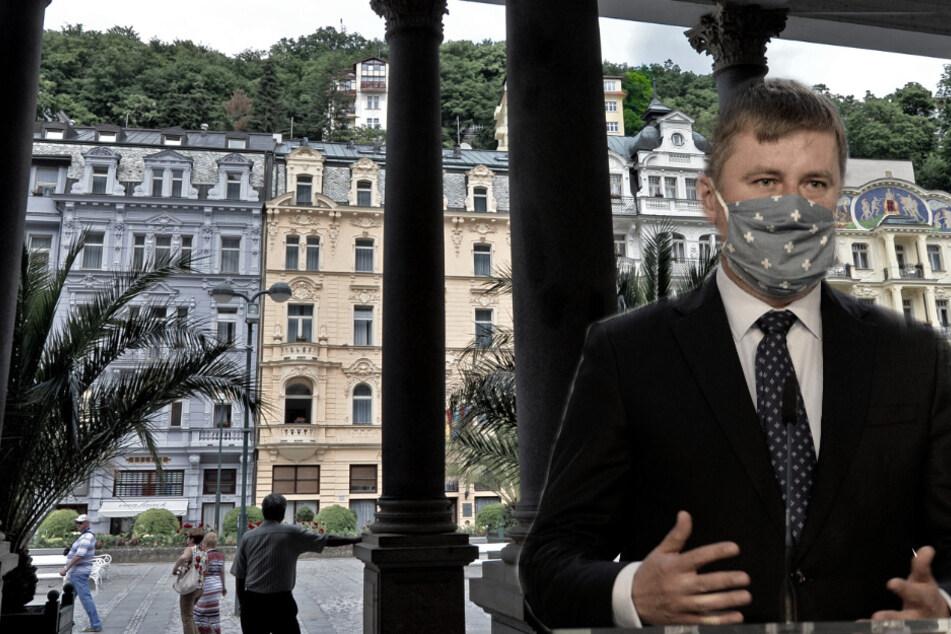 Corona-Reisewarnung für immer mehr tschechische Gebiete: Was bedeutet das für uns Sachsen?