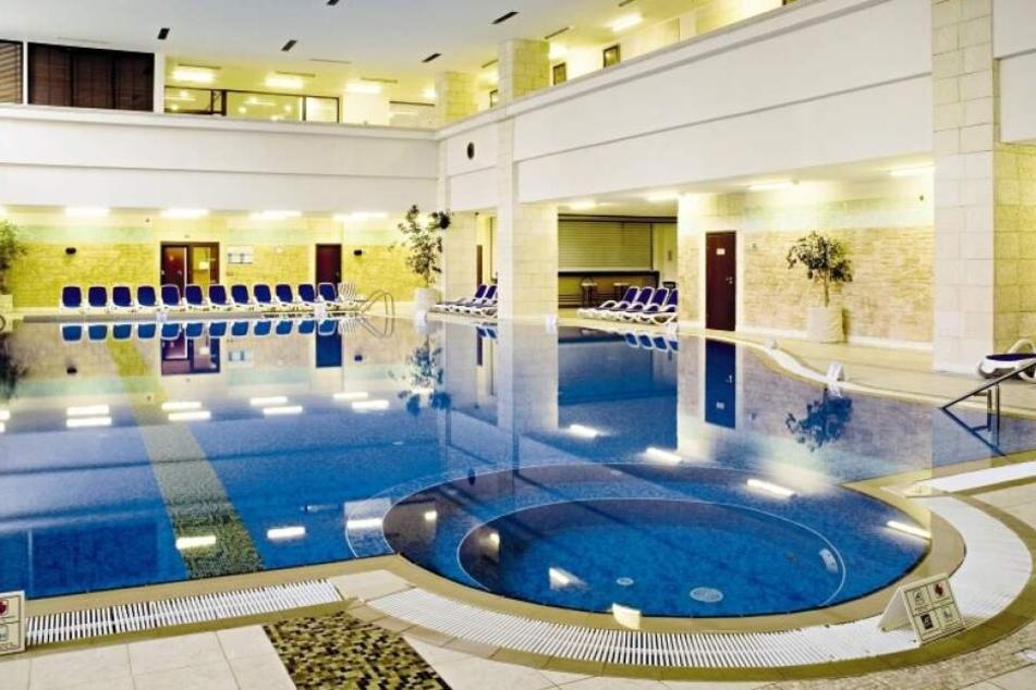 Das 5-Sterne Hotel ist für seine luxuriöse Ausstattung bekannt.