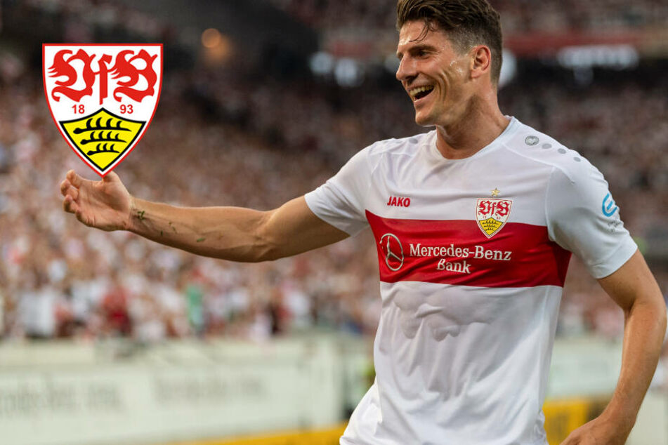 Endlich zählt's! VfB-Stürmer Mario Gomez schießt sich aus der Videobeweis-Krise