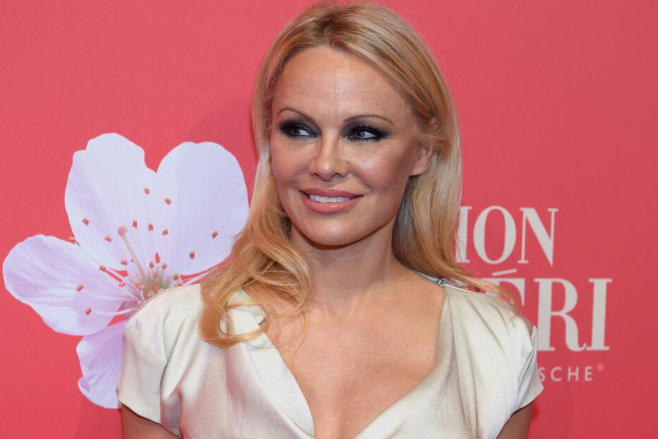 Sexbombe Pamela Anderson hat geheiratet!