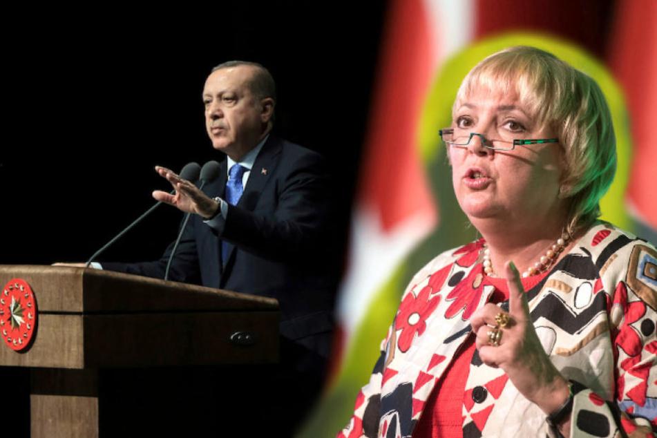 Claudia Roth lehnt türkisches Wahlkampfverbot in Deutschland ab