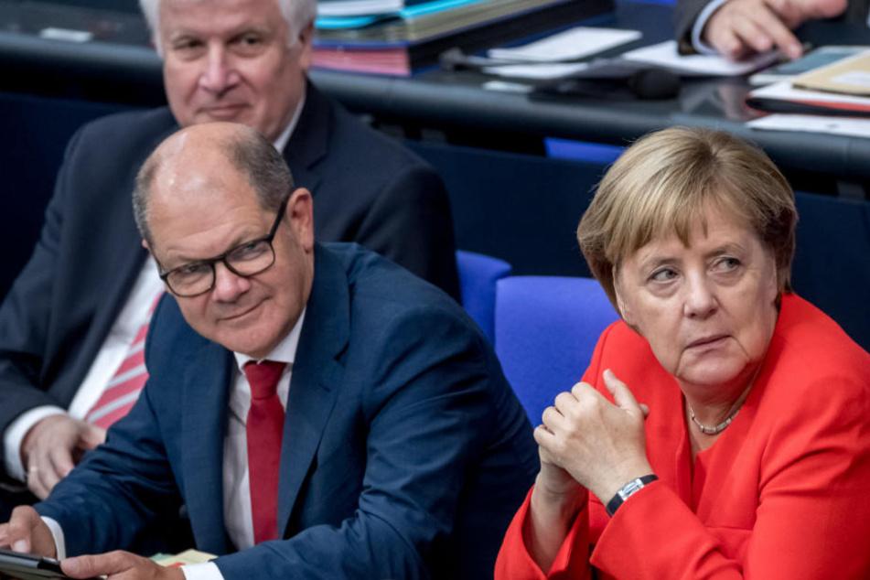 Das Bundeskartellamt warnt, eine Reaktion der Großen Koalition steht aus. (Archivbild)