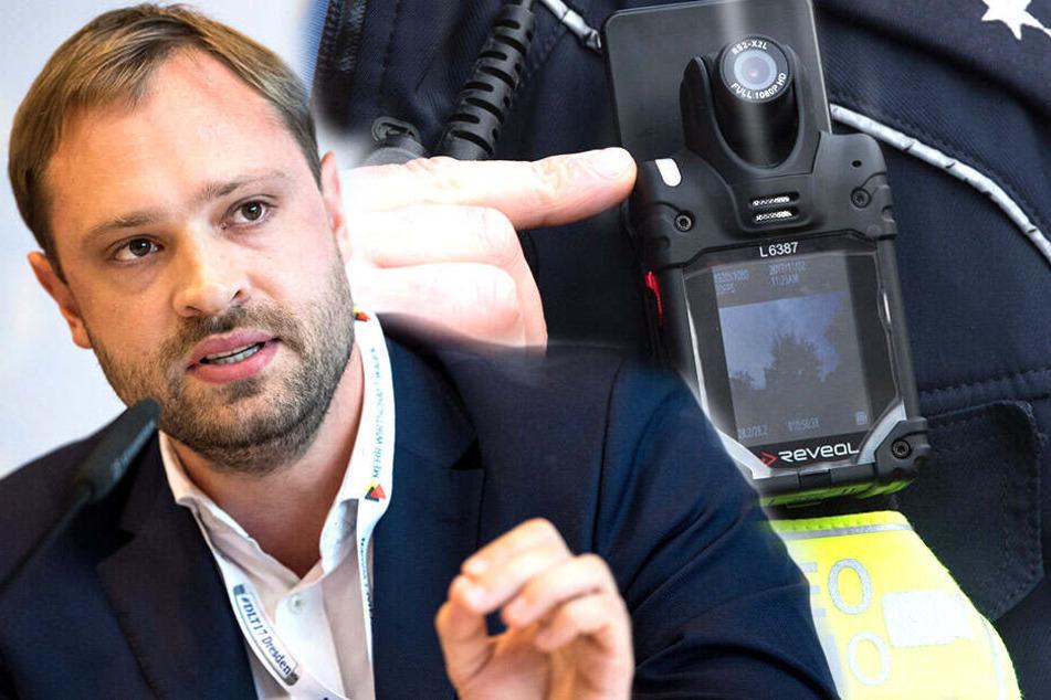 """Neues Polizeigesetz für Sachsen ist nur eine """"halbe Sache"""""""