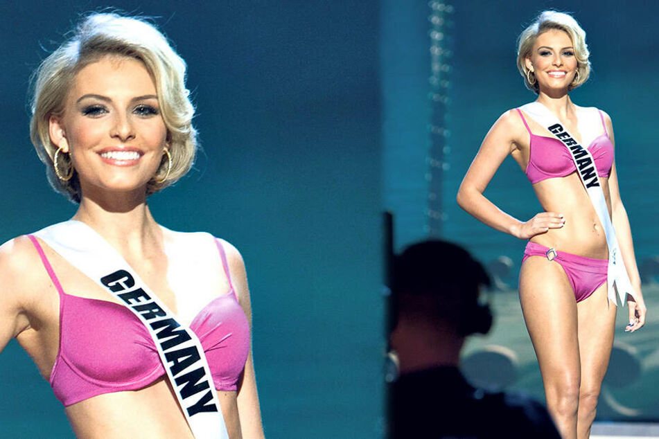 2014 war Josefin Miss Universe Germany.