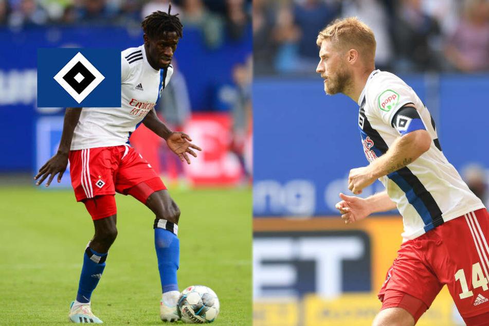 HSV in Karlsruhe mit Jatta, aber ohne Kapitän Hunt