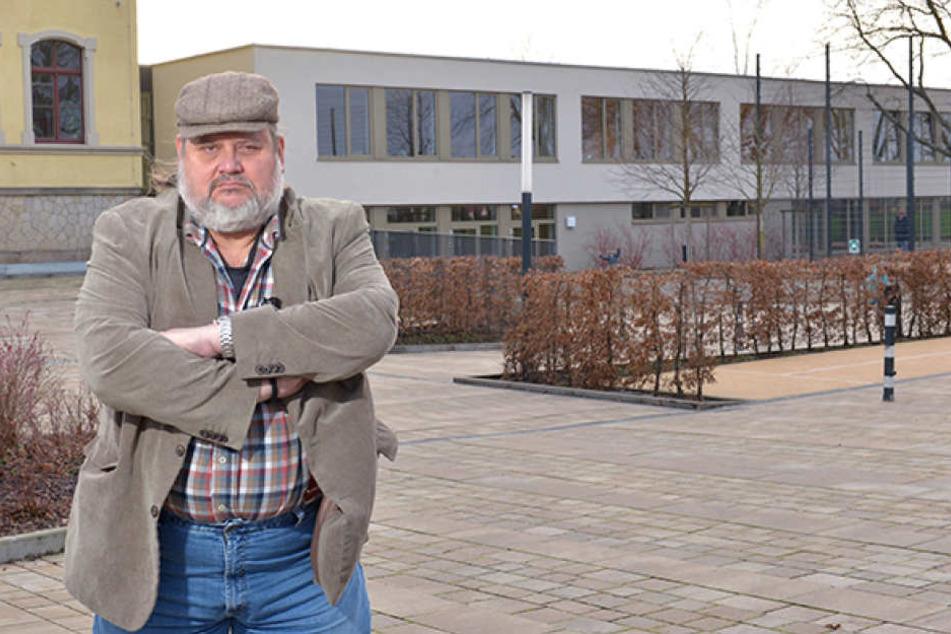 Sagte das Faschingsfest mit großen Bedauern ab, da die Mietkosten für die städtische Turnhalle der 90. Grundschule explodierten: Wolfgang Krusch (60), Chef des Heimatvereins Niedersedlitz.