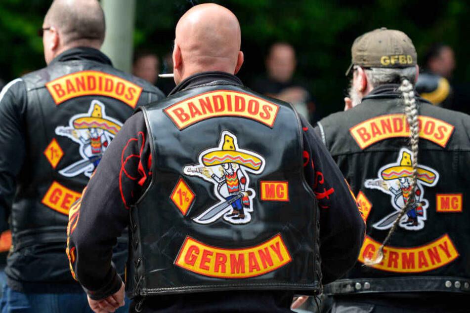 Mit 863 Mitgliedern stellen die Bandidos den größten Rocker-Club in NRW.