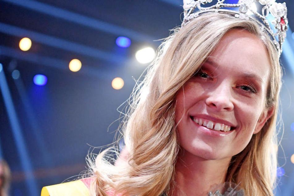 """""""Mit allen Mitteln wehren"""": Miss Germany und Polizistin Nadine Berneis spricht über sexuelle Belästigung"""