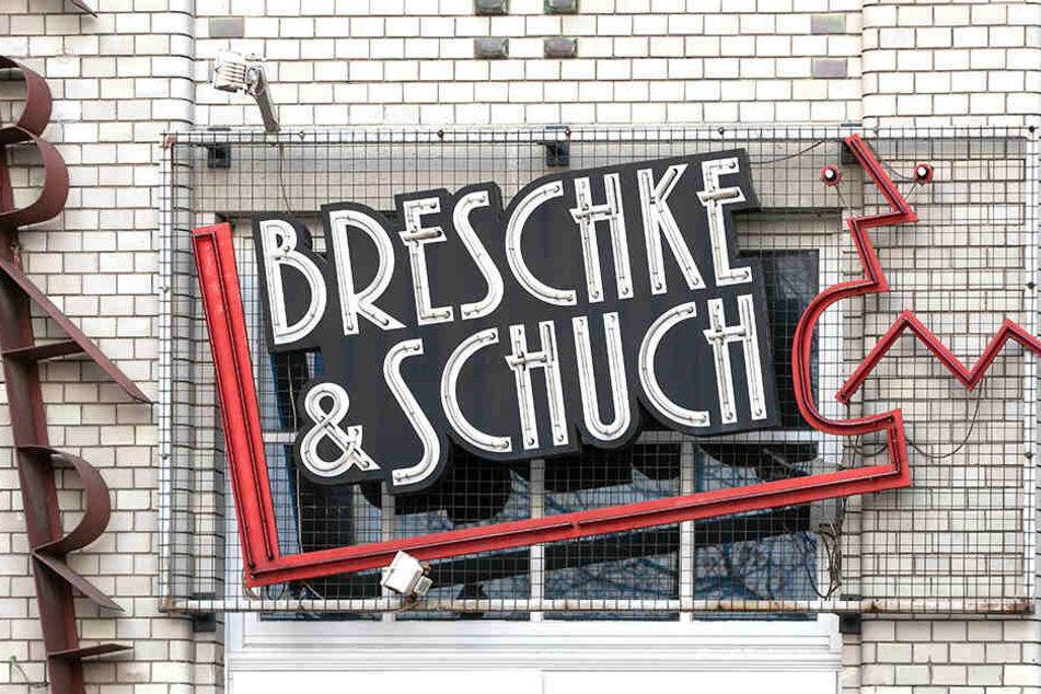 """Die Tage von """"Breschke & Schuch"""" sind gezählt. Am 8. Februar wird das Theater umbenannt."""