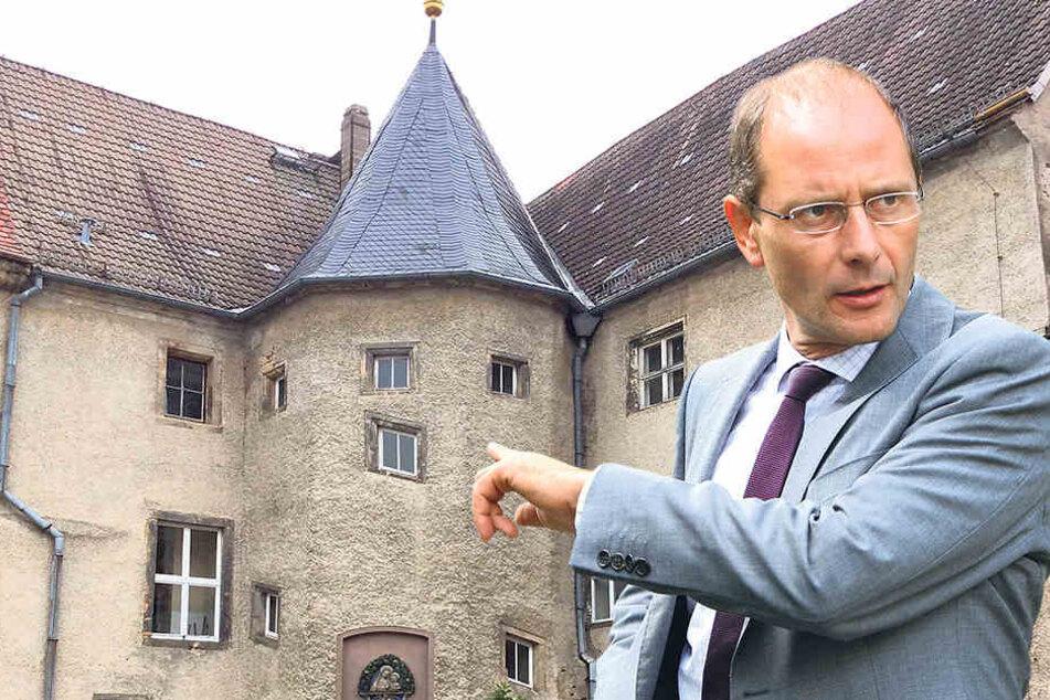 Sachsen spart jetzt seine Denkmäler kaputt