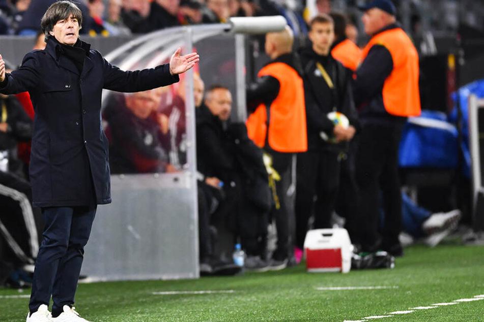 DFB-Bundestrainer Joachim Löw konnte dem Auftritt gegen Argentinien viele positive Aspekte abgewinnen.
