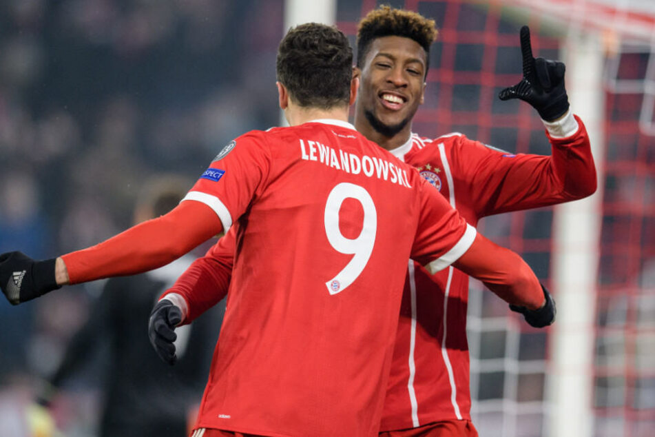 Kingsley Coman will beim FC Bayern München in der Bundesliga angreifen.